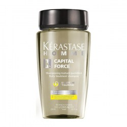 Купить Kerastase Homme Capital Force Daily Treatment Shampoo Vita-Energising Effect